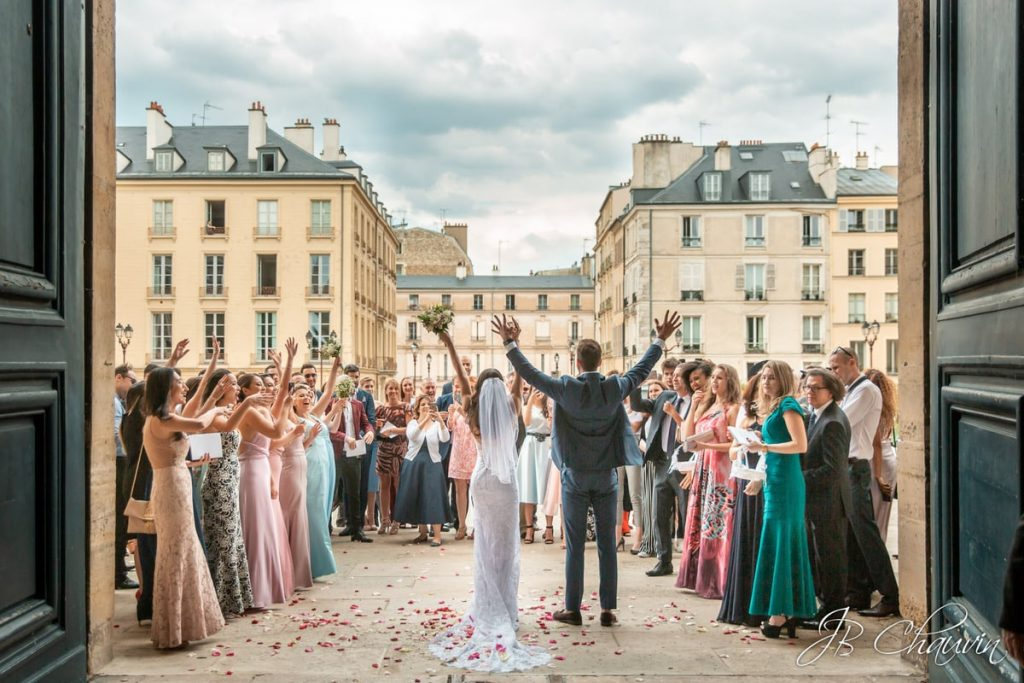 Mariage au Château de Méridon