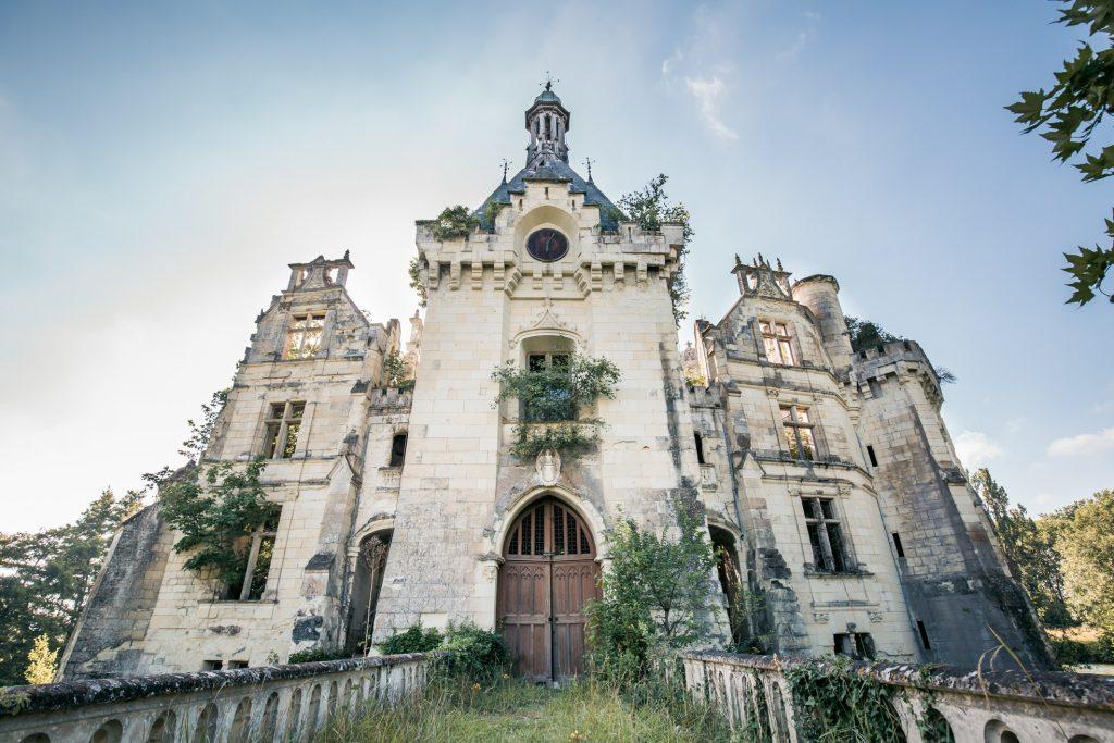 Château de la Mothe Chandeniers  Exemplaire