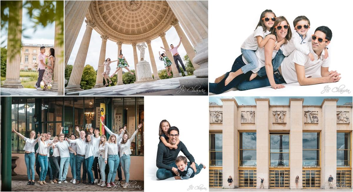 photographe shooting paris famille