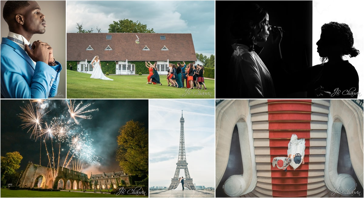 photographe shooting paris mariage