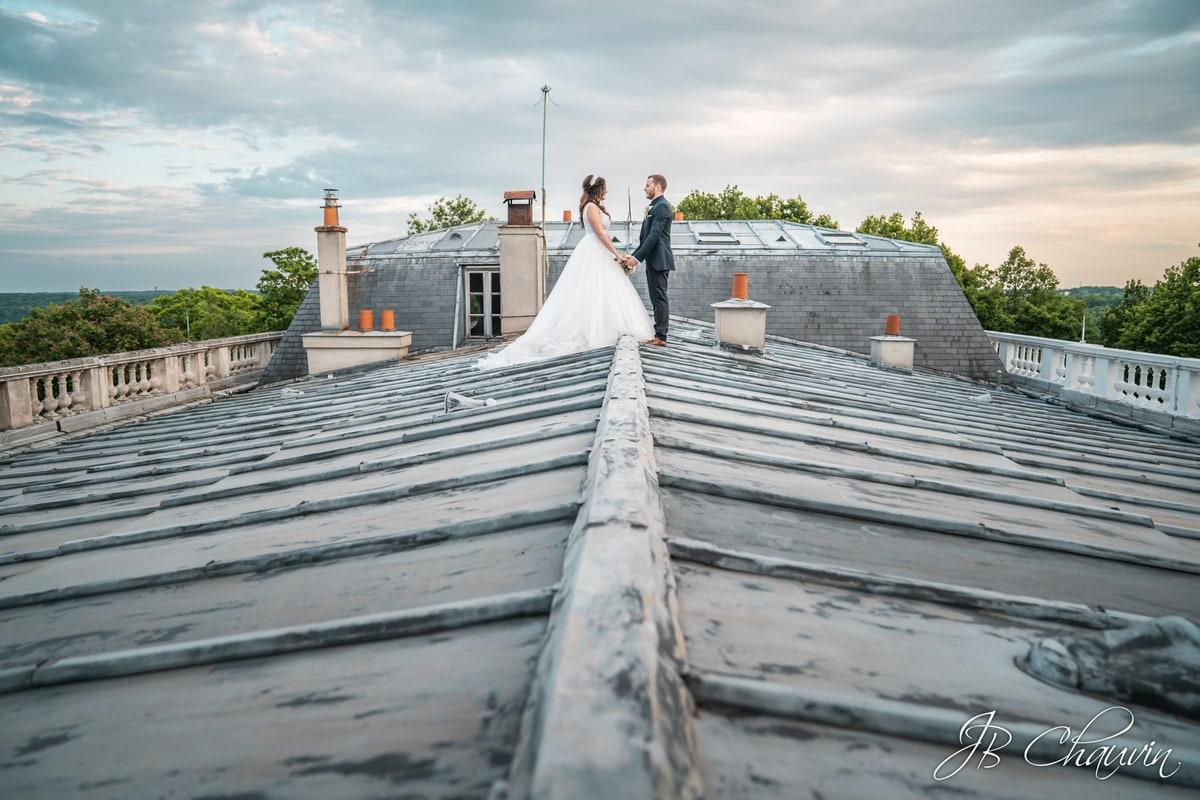 Photographe mariage Château du bois du Rocher
