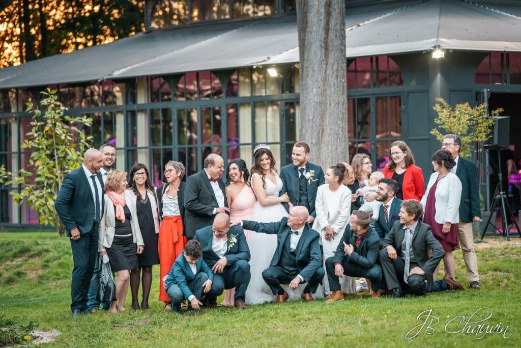 Mariage au Château du Bois du Rocher