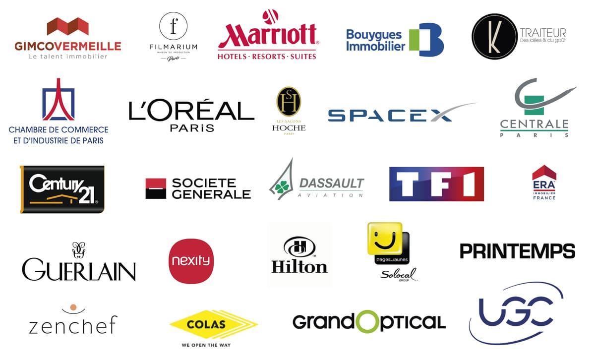 corporate portrait photographer paris france