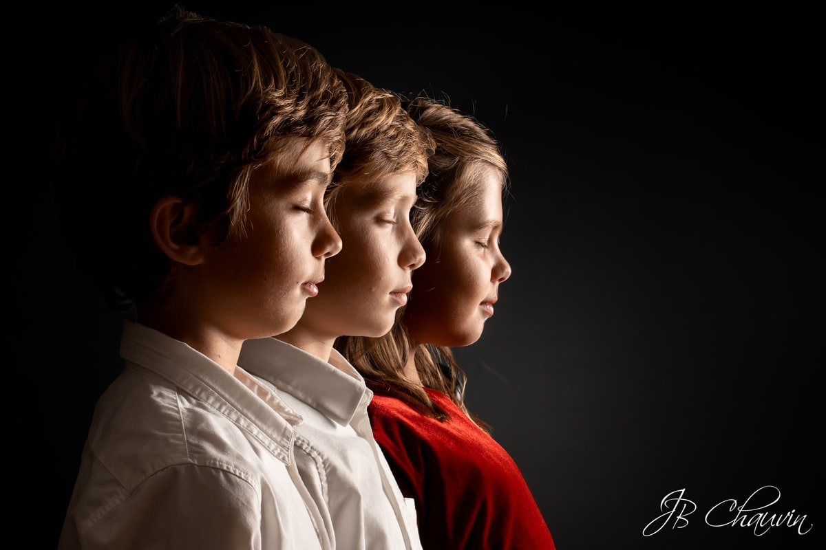 photographe professionnel portrait de famille
